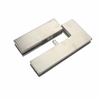 Different Design Stainless Steel 304 Glass Clamp Door Hinges Patch Fitting for Offices