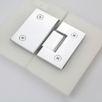 Stainless Steel Glass Shower Hinge for Shower Door Glass