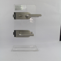 Wholesale Stainless Steel Office Exterior Sliding Glass Door Lock